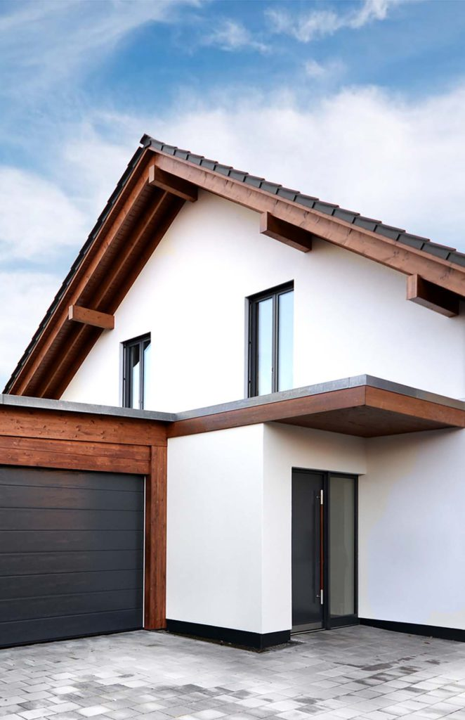 Holzrahmenbau: Kosten, Bauweise, Prinzip und Planung