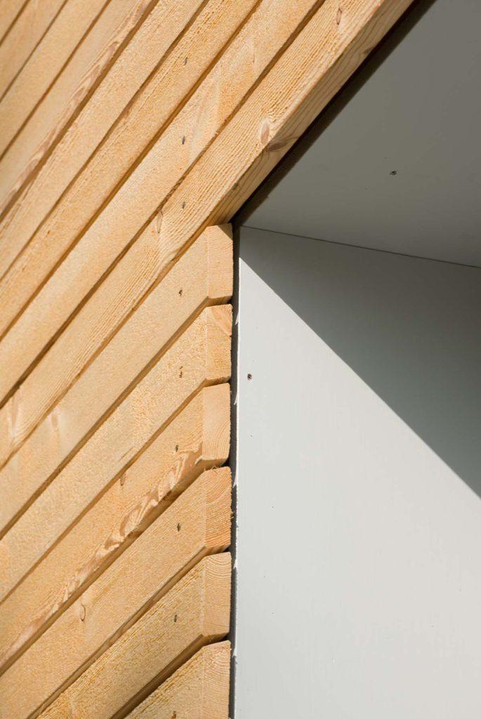 Fassade aus Holz – Vom Spezialisten für Holzfassaden