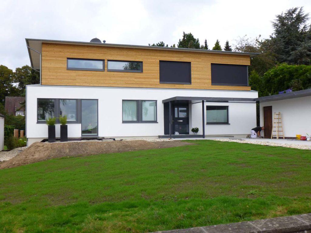 schulze holzbau lage modernisierungfassade 18 1024x768 - Fassade