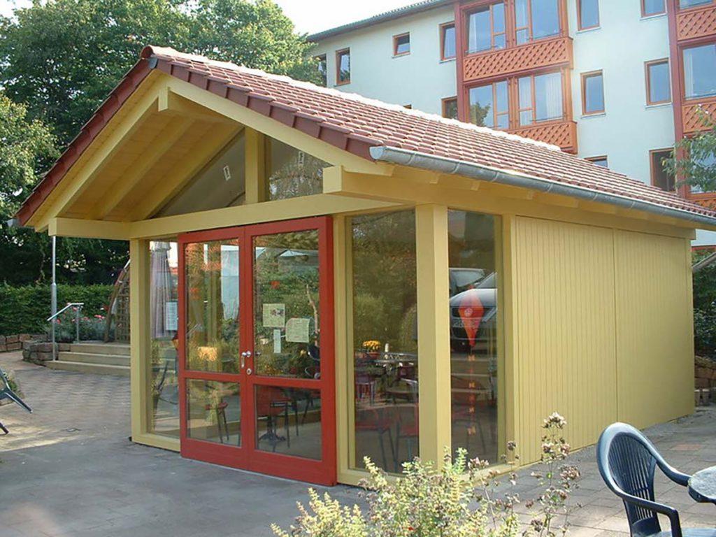 Objektbau und Gewerbeimmobilien aus Holz - Sie möchten einen individuellen, funktionellen und repräsentativen Objekt-/Gewerbebau für Ihre Produktion, Ihren Handel oder Ihr Büro?