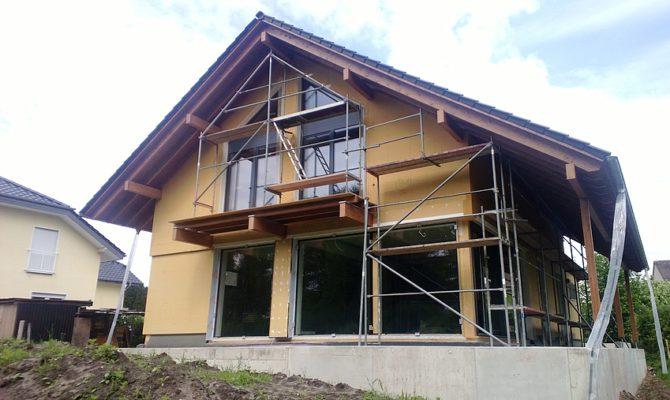 Einfamilienhaus HRB