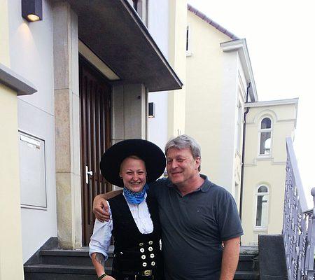 Anna Bödeker und Ralf Schulze