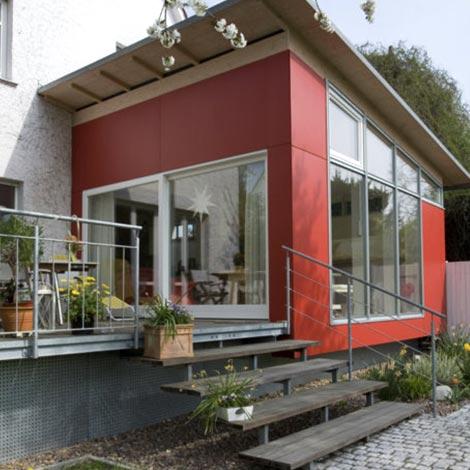 Schulze Holzbau Wohnraumerweiterung