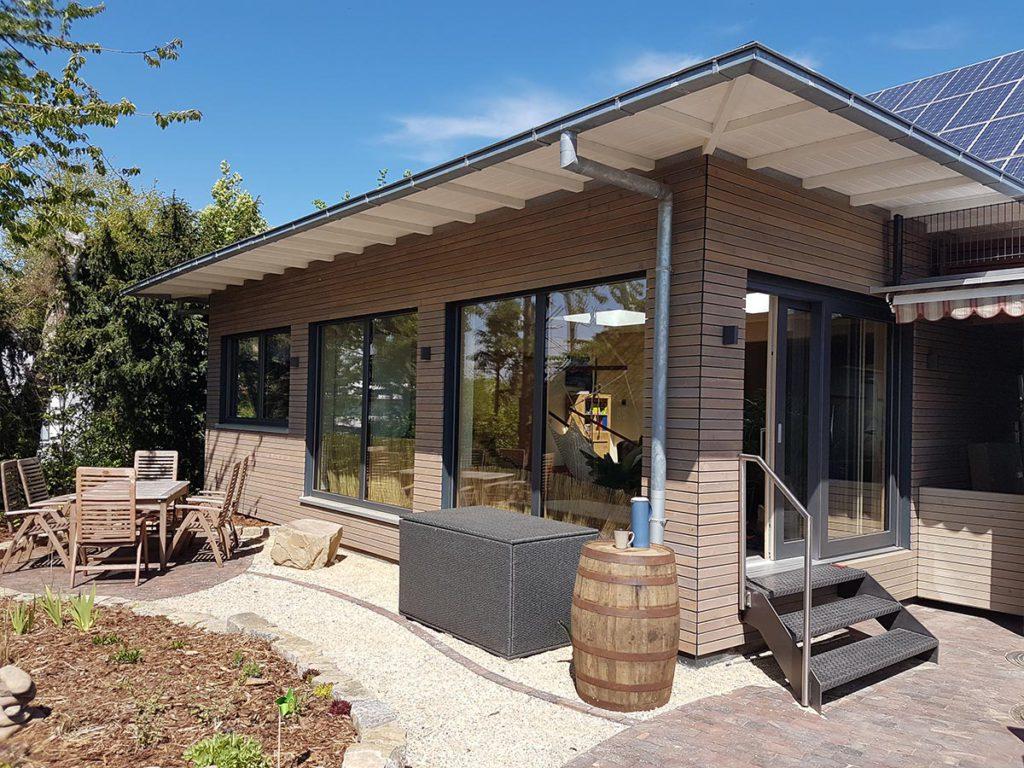 Anbau aus Holz – Holzanbau - Wege zu mehr Wohnraum und Platz zum Leben