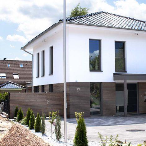 Schulze Holzbau – Stadtvilla