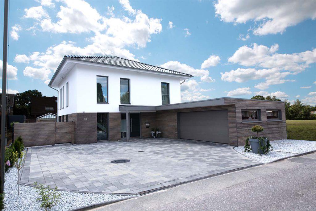 schulze holzbau referenz einfamilienhaus stadtvilla 2 1024x684 - Fassade
