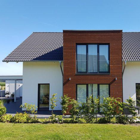 Schulze Holzbau – Einfamilienhaus